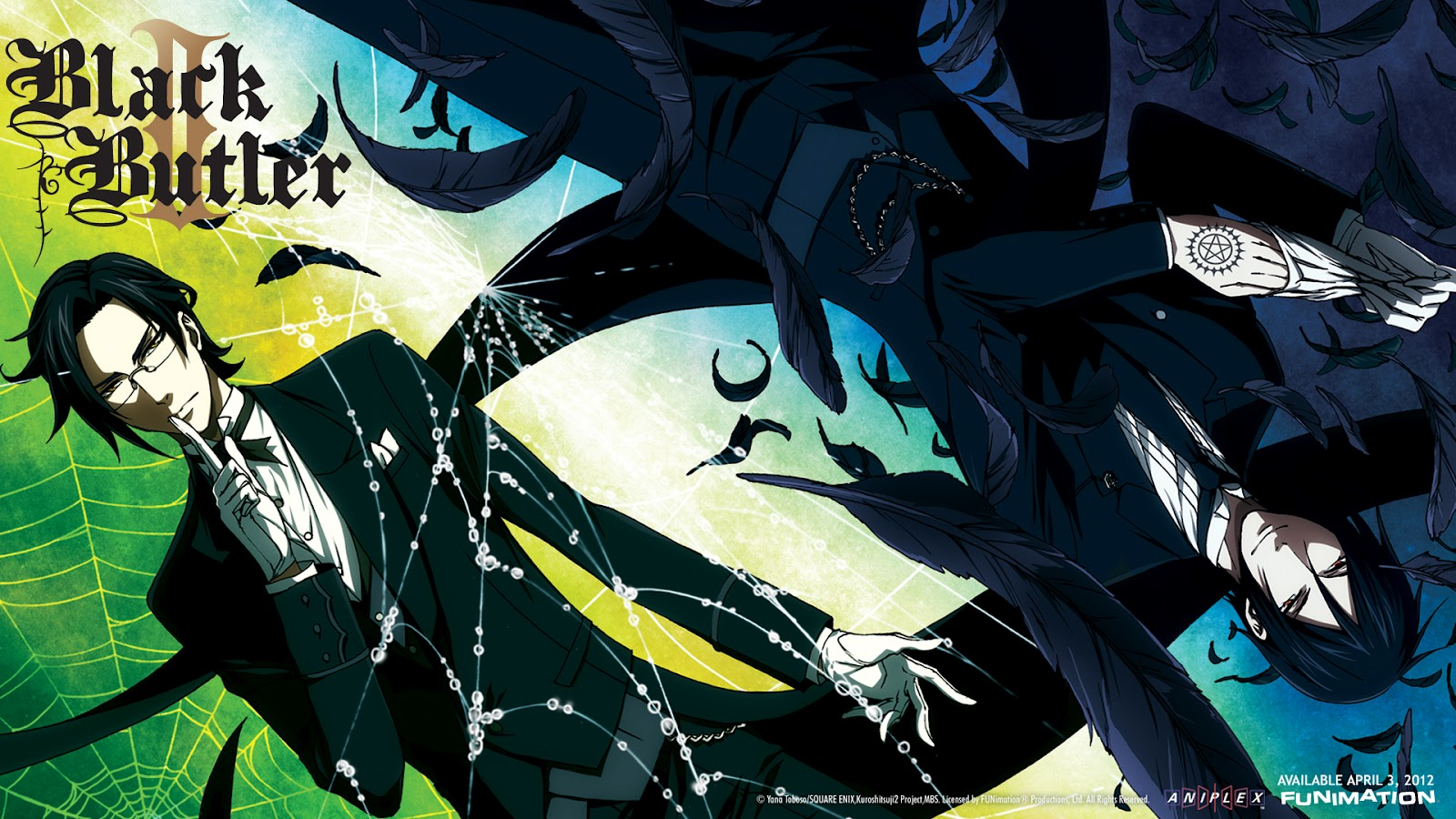 Black Butler Wallpaper 4 by Datfoxthou Black Butler Wallpaper 4 by Datfoxthou