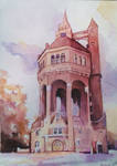 Water Tower, Wroclaw