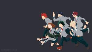 Boku No Hero Academia | Minimalist