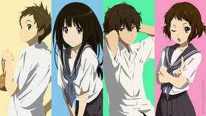 Hyouka   Vector by Sephiroth508