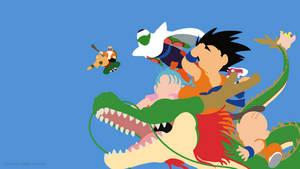 Dragon Ball | Minimalist by Sephiroth508