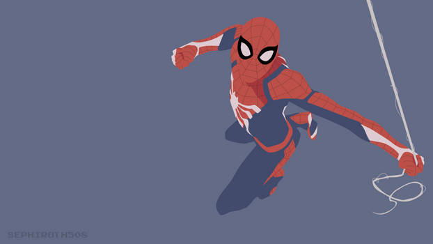 Spider-Man | PS4 | Minimalist by Sephiroth508