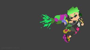 Inkling | Splatoon 2 | Minimalist