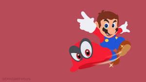 Super Mario Odyssey | Vector