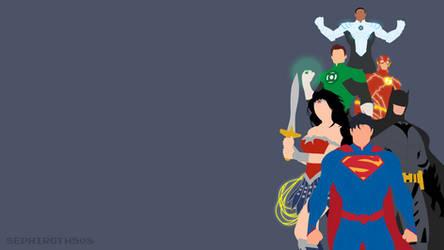 Justice League | Minimalist