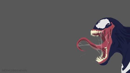 Venom   Minimalist by Sephiroth508
