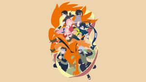 Team Kakashi (Naruto / Naruto Shippuden) by Sephiroth508