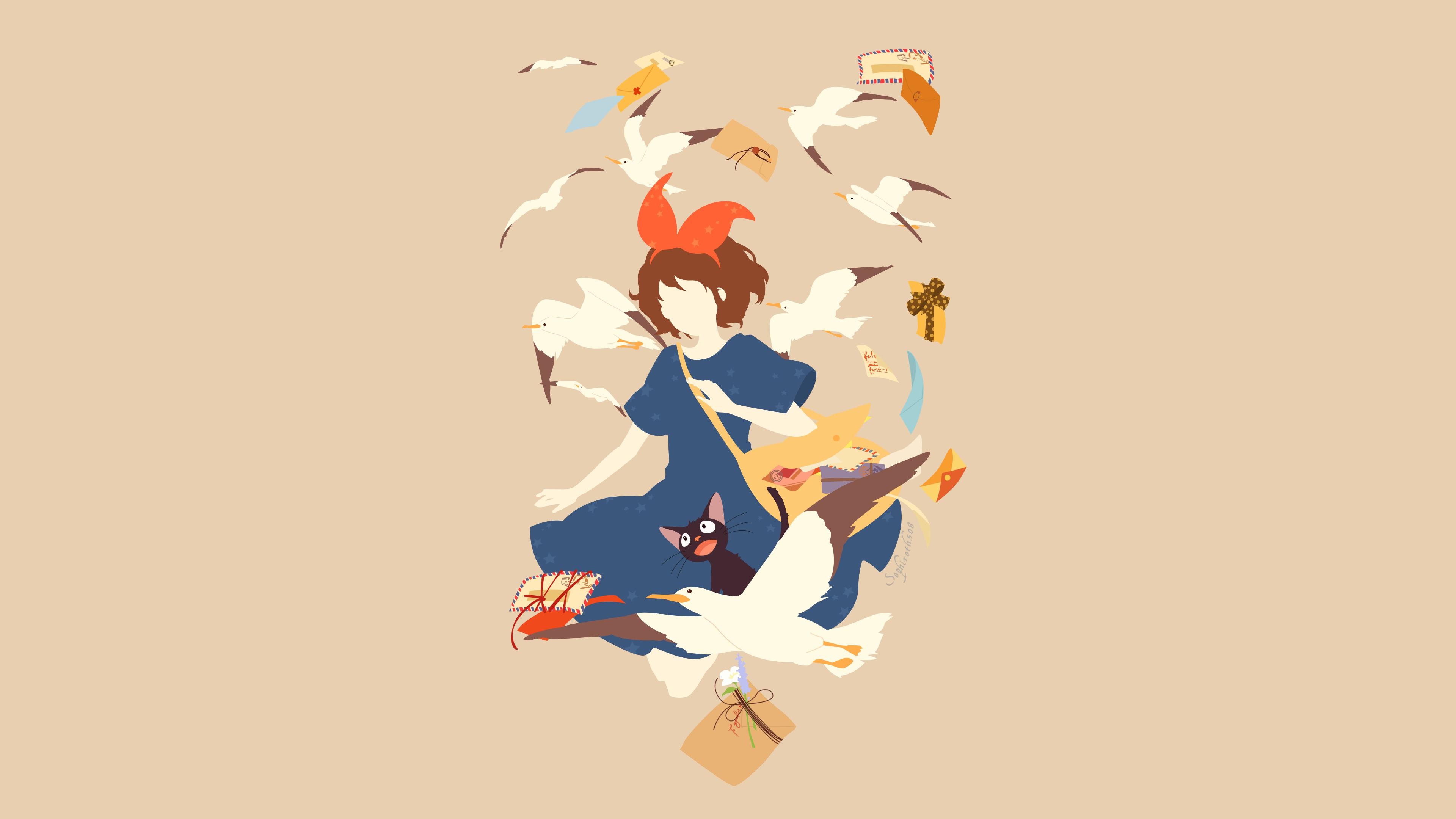 Kiki's Delivery Service (Majo no Takkyuubin)