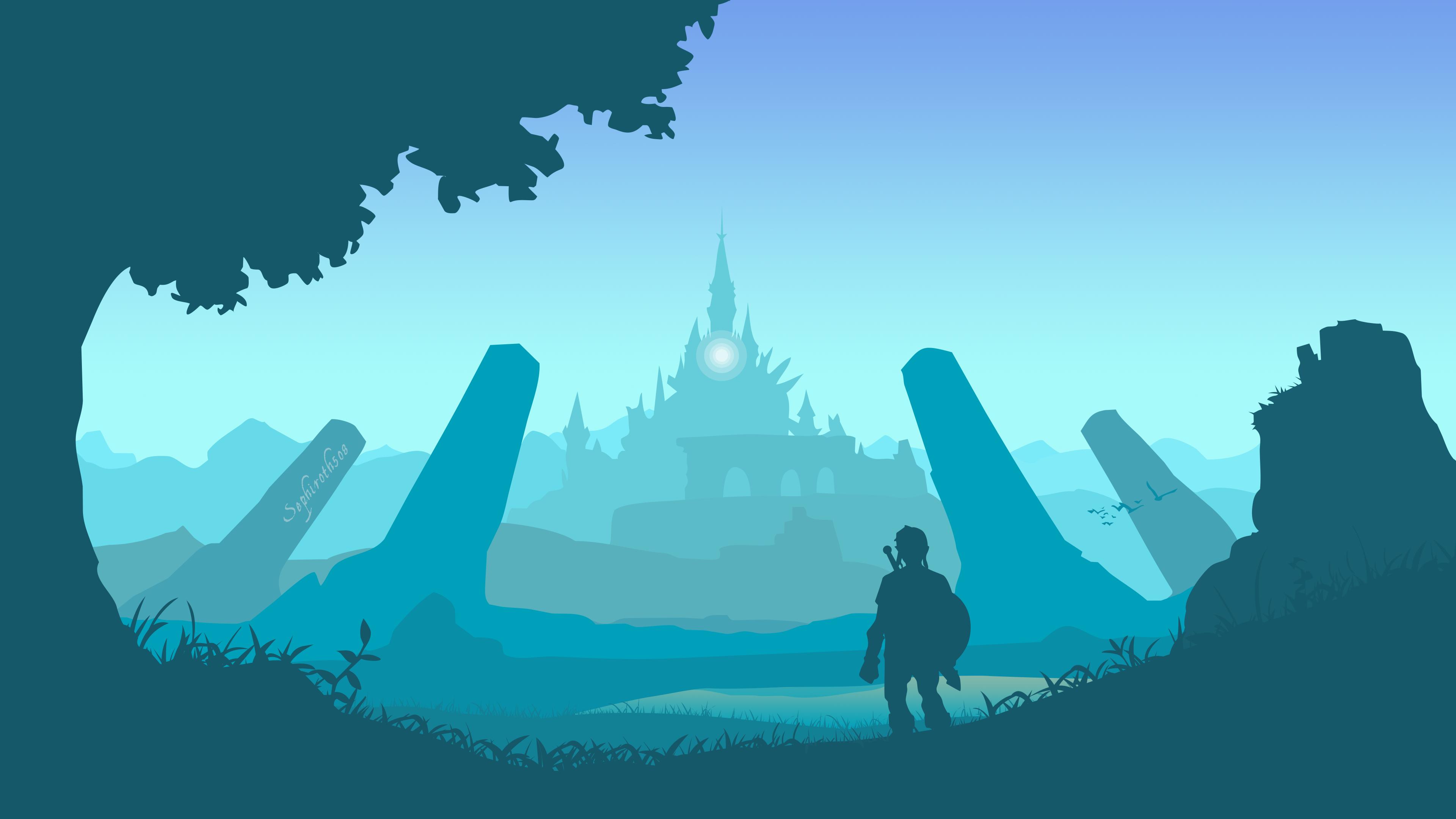 Hyrule | Legend of Zelda: Breath of the Wild