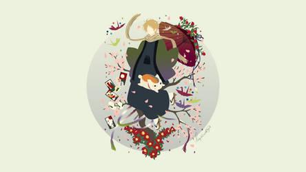 Natsume Yuujinchou by Sephiroth508