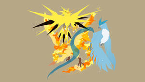 The Winged Mirages - Pokemon