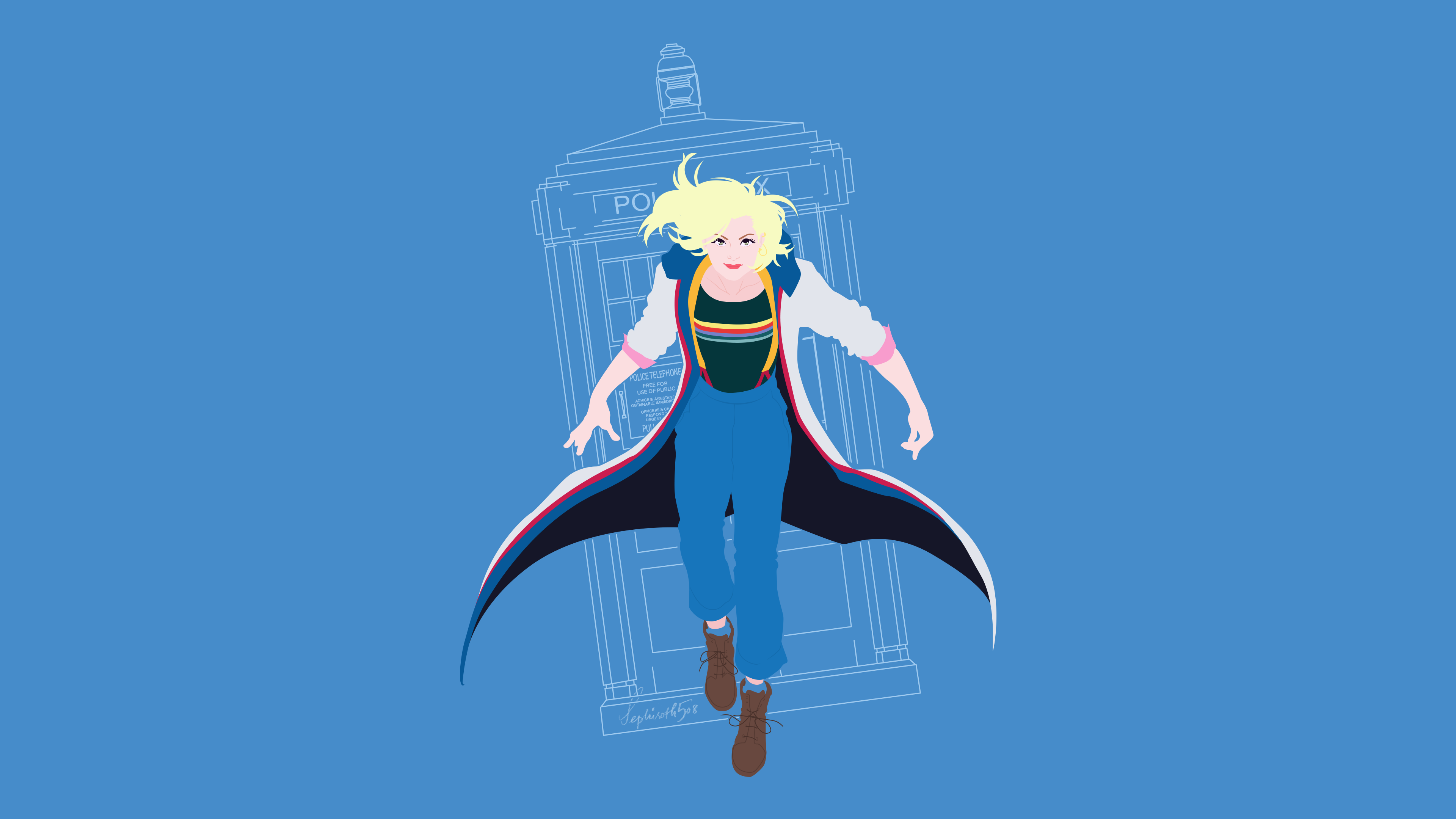 Doctor Who By Sephiroth508 On Deviantart