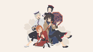 Bungo Stray Dogs by Sephiroth508