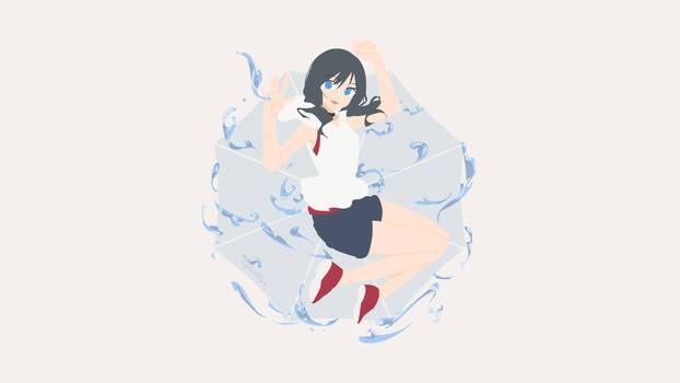 Tenki no Ko. (Weathering With You.)