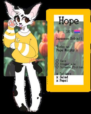 Hope Mini Ref [PA] by JIBBLYCOWS