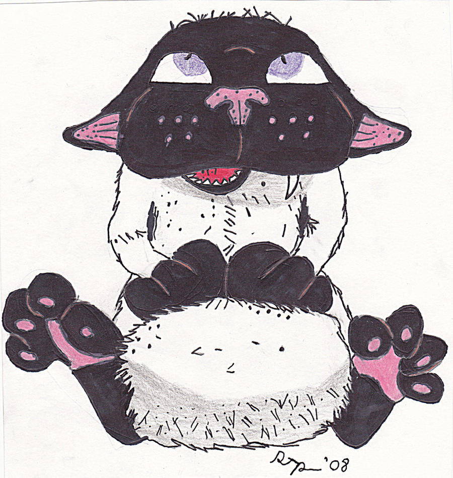 Get Fuzzy Bucky Katt By Dominator728 On Deviantart