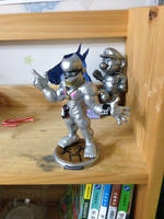 Clay Figure-Metaletemon