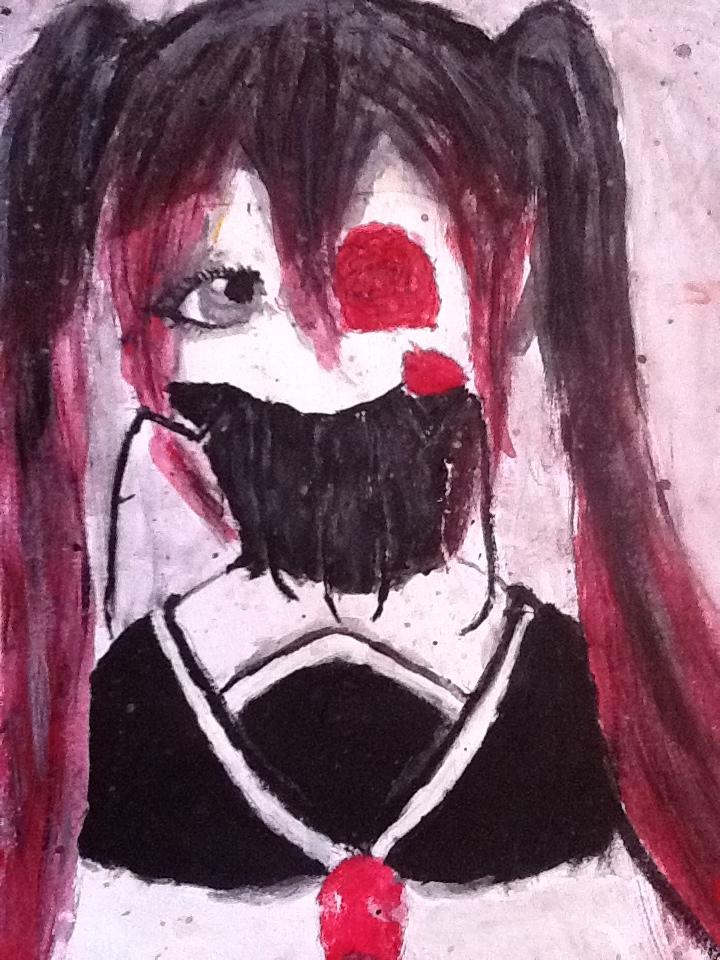 Red Rose by SaikouPysho