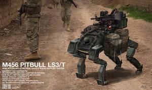 M456 Pitbull LS3/T