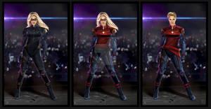 MCU Captain Marvel