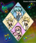 Vocaloid Rhombus-time