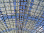 Dach leipziger Buchmesse  roof by Eisratte03