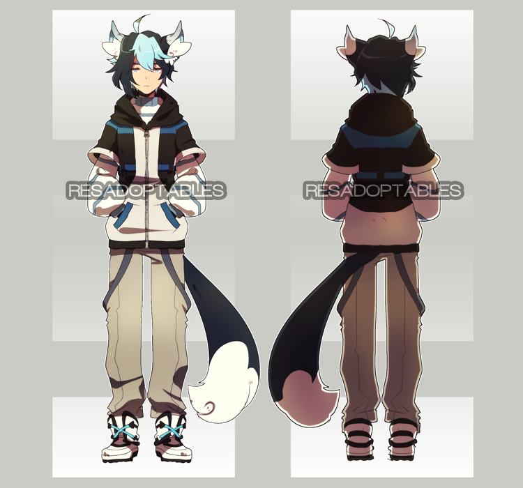 SPECIAL ADOPT 2 [CLOSED] by resadoptables