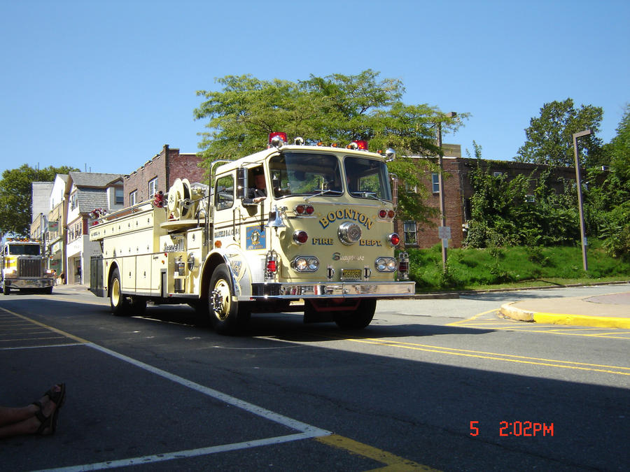 Seagrave Classic Fire Truck by ffrick73