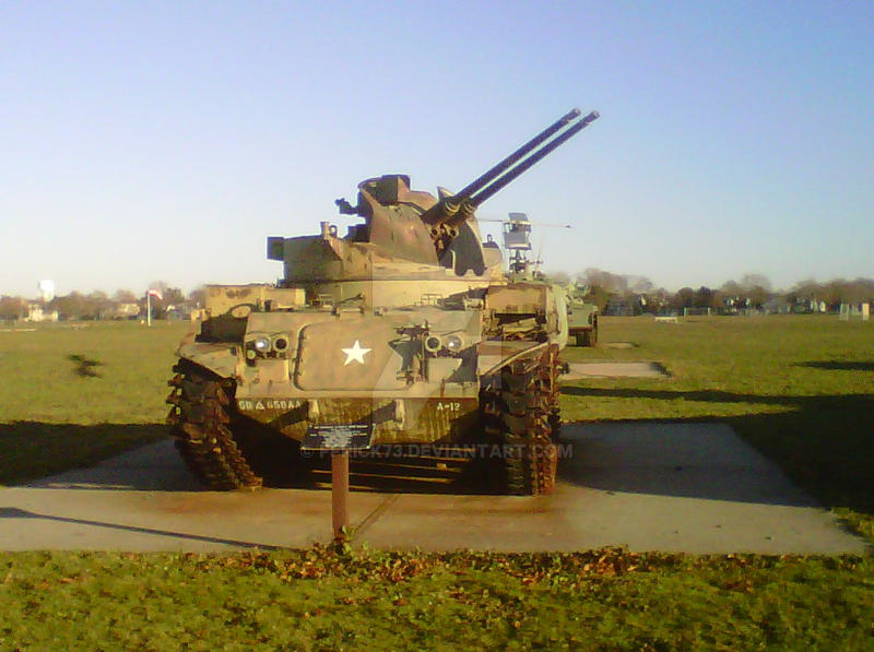 M42 Duster by ffrick73