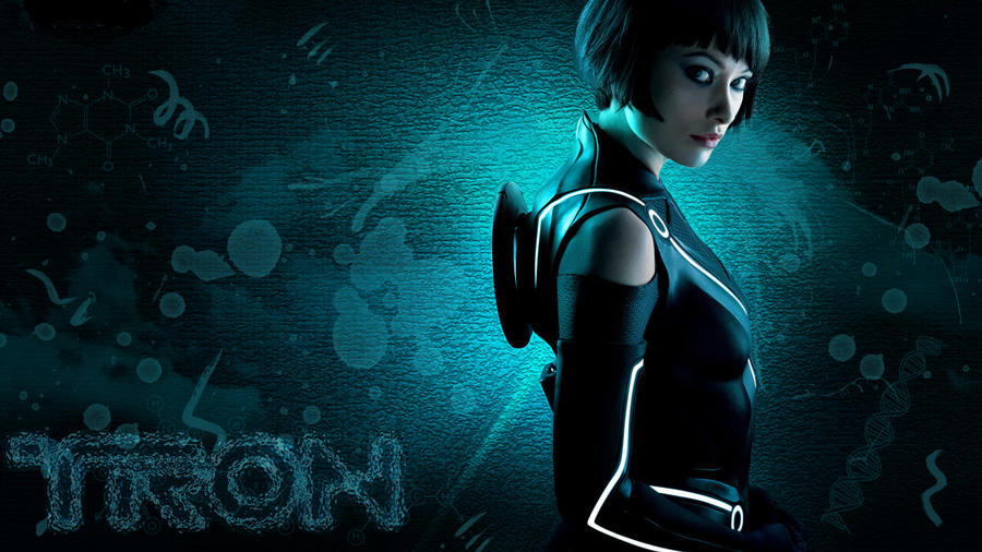Olivia Wilde TRON by Nick-D-Arctur