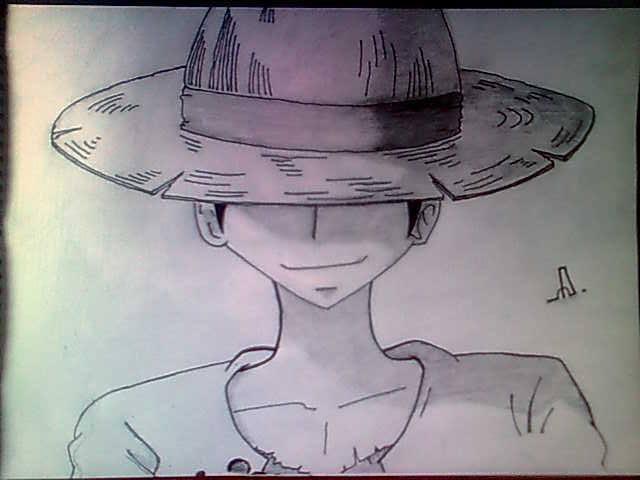 Monki D Luffy After Timeskip by Nick-D-Arctur