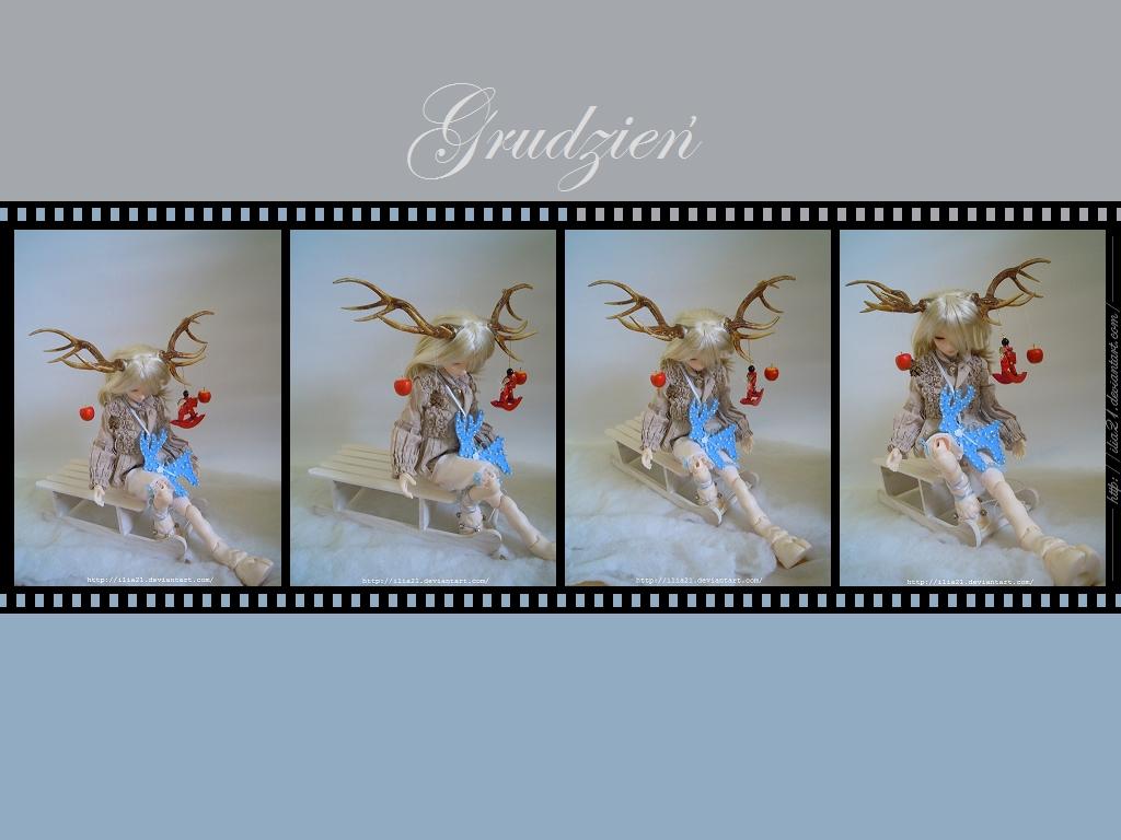 Winter Reindeer by ilia21