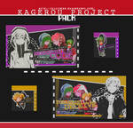 Pack - Kagerou Project