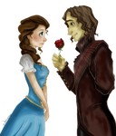 Rumplestiltskin and Belle