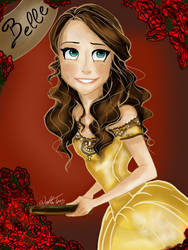 Belle by MicroPixels