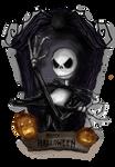 Halloween 2015 Jack Skellington
