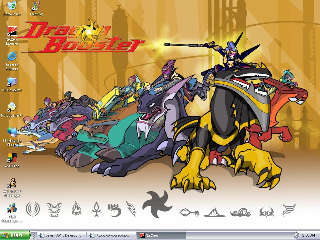 Dragon Booster wallpaper by DragonBoosterClub