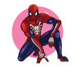 Spiderman PS4 version