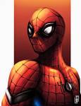 Spider-man Homecoming Fanart