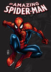 Spider-Man : Comic cover