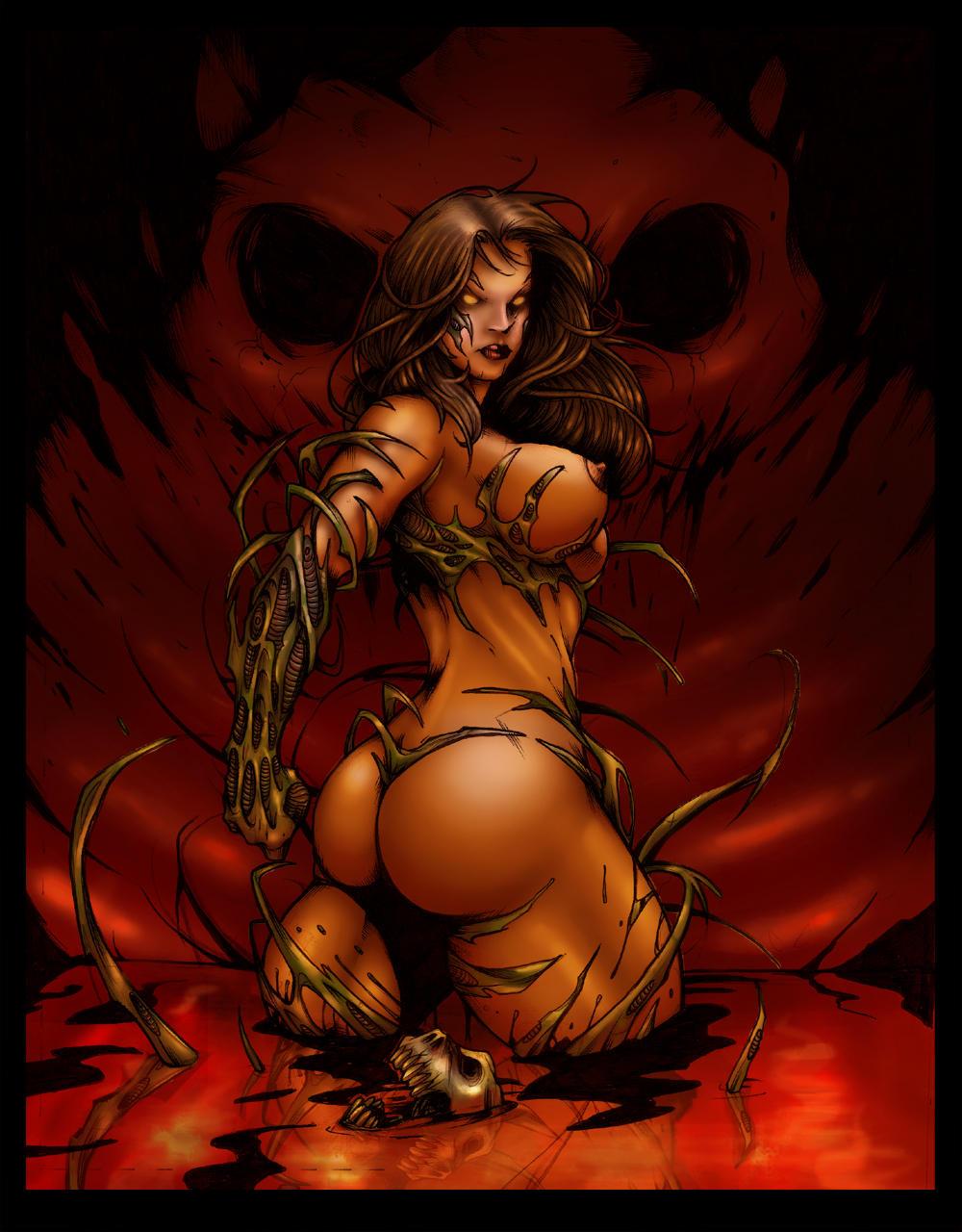 Image result for witchblade