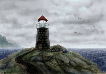 The Lighthouse by greatunknown