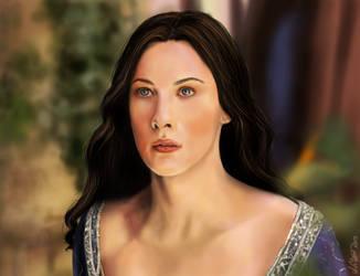Arwen by greatunknown