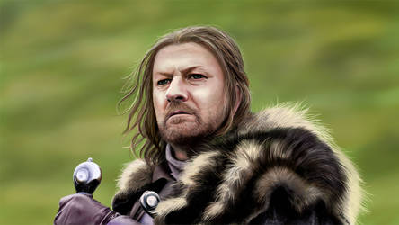 Eddard Stark by greatunknown