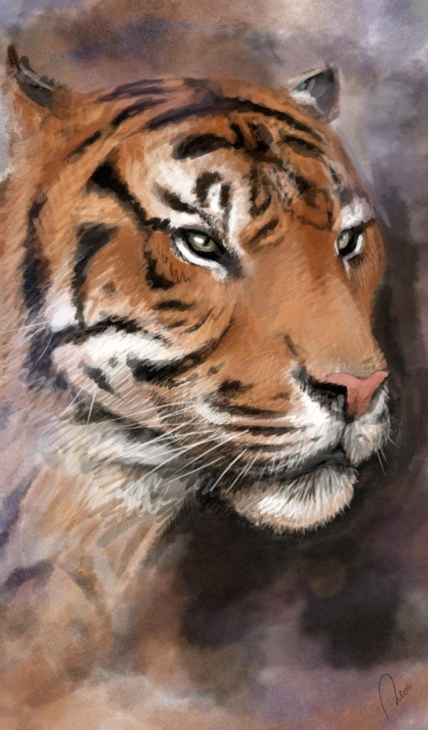 Wiiolis: Tiger by WiiolisRus