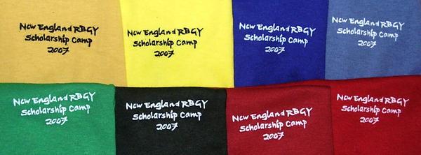 RBGY Front of Shirts by ElizabethJancewicz