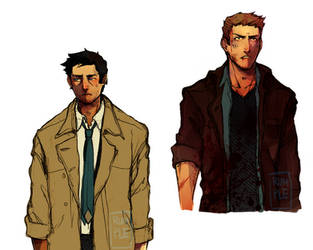 :SPN: work in progress by BTRumple