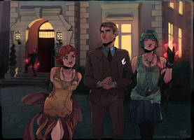 :The Call of Cthulhu: Leaving the Party