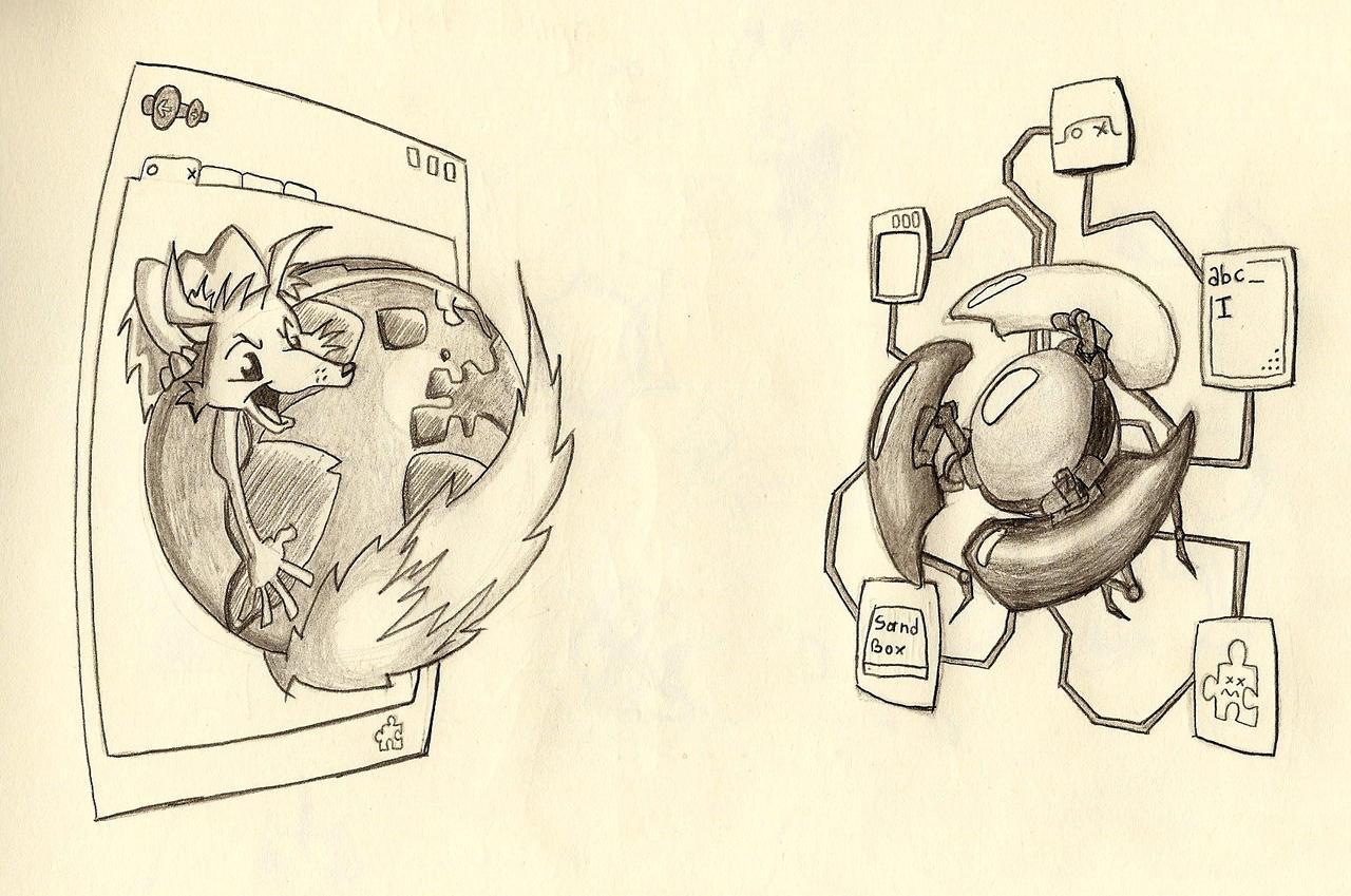 Firefox Vs GoogleChrome by crazyrems