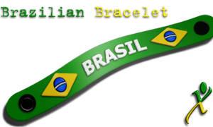 Brazilian Bracelet by xcazu